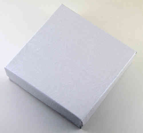 "White Boxes - 3 1/2"" x 3 1/2"" - 100pc"