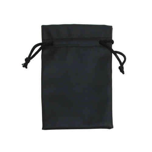 Black Leatherette Pouch - 2x3 - 12pc
