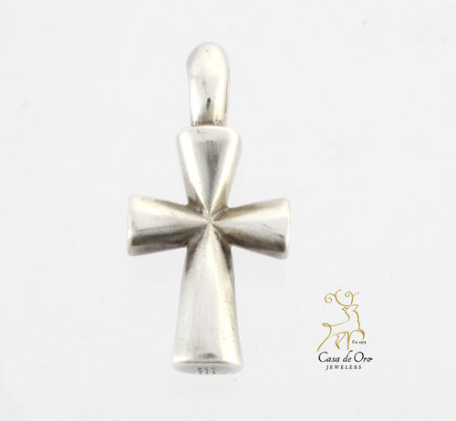 James Avery Sterling Silver Cross