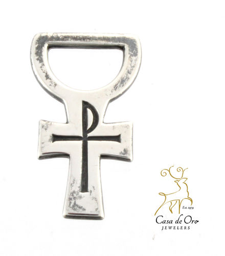 James Avery Sterling Book Mark Charm