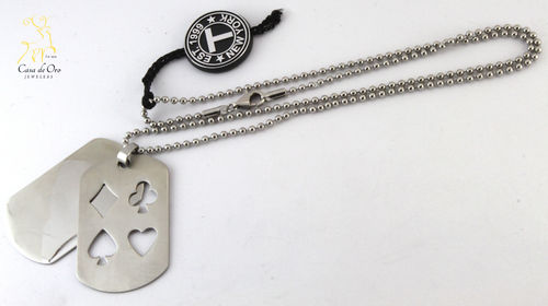 Stainless Steel Men's Necklace