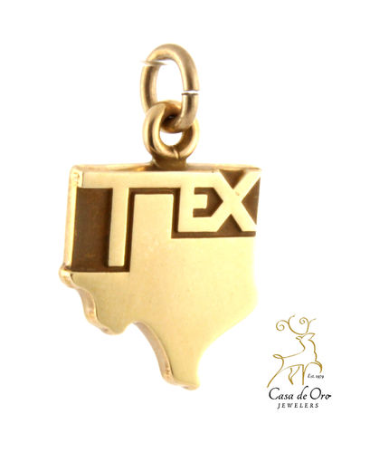 Texas Charm 14K Yellow